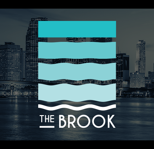 The brook entry canvas